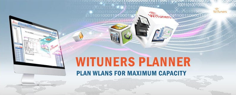WiFi Planning Software for Maximum Capacity