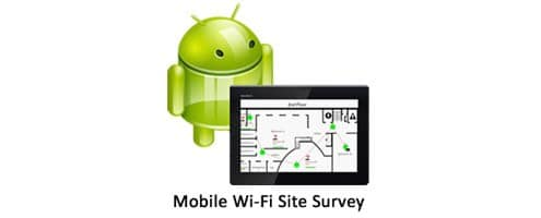 WiTuners Mobile - Site Survey Tool