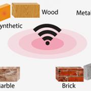 wall WiFi Signal Strength Losses