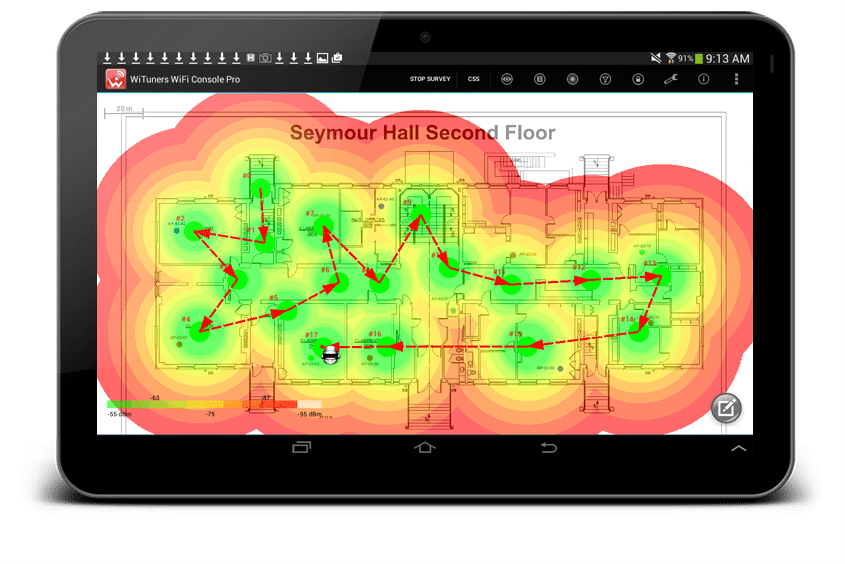 wifi-signal-strength-heatmap - on latitude map, country code map, longitude map, mac map, connection map,