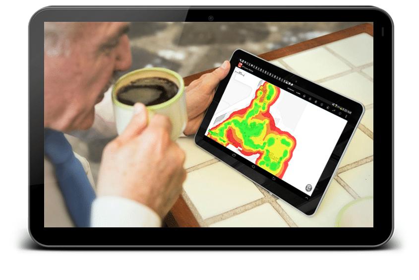 portable affortable WiFi site survey tool